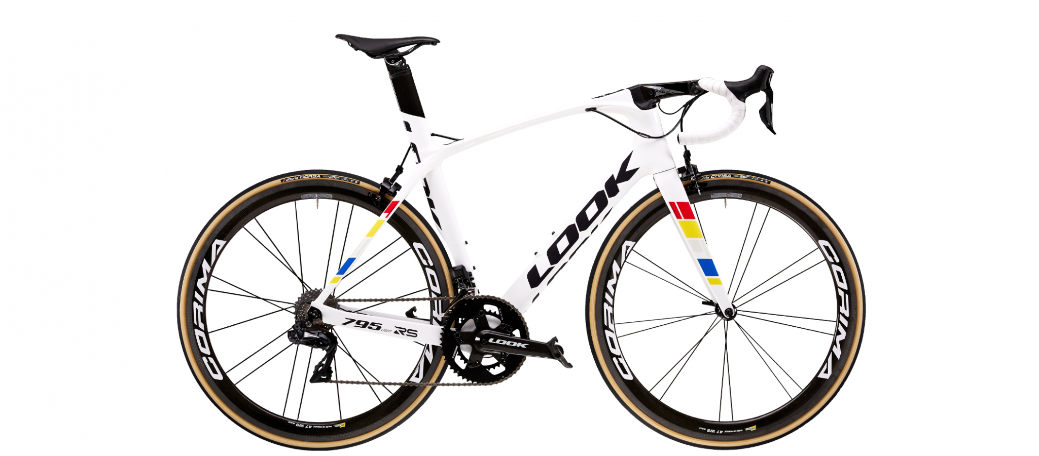 795 LIGHT RS PROTEAM WHITE GLOSSY
