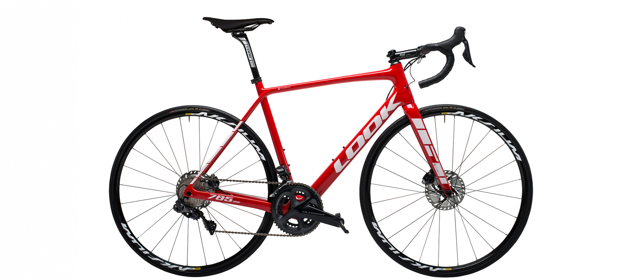 785 HUEZ DISC RED GLOSSY Large